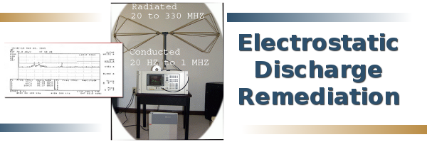 Electrostatic Discharge Remediation