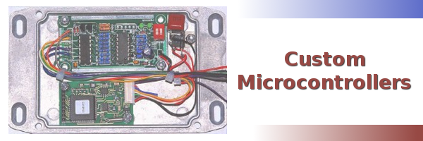 Custom Microcontrollers