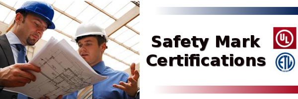 Safety Mark Certifications